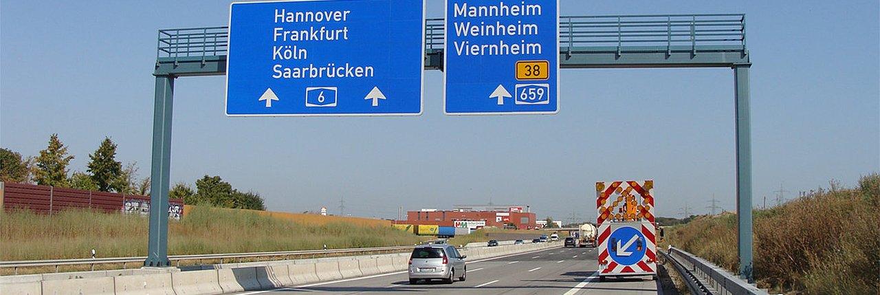"""Fachbereich """"Verkehrszeichen"""""""